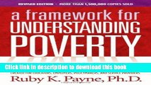 [Read PDF] A Framework for Understanding Poverty 5th Edition Ebook Online