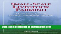 Ebook Small-Scale Livestock Farming: A Grass-Based Approach for Health, Sustainability, and Profit
