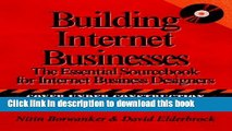 Books Building Successful Internet Businesses: The Essential Sourcebook for Creating Businesses on