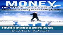 Books Money, The Psychology of Money: Master your saving and spending habits (money saving books,