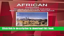 Ebook African Countries Mineral and Mining Industry Business Opportunities Handbook Volume 2 North
