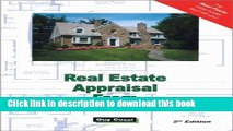 Ebook Real Estate Appraisal From A to Z - Expert Real Estate Advice (Real Estate From A to Z -