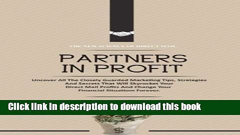Ebook Partners In Profit Full Online