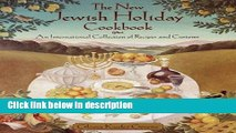 Ebook The New Jewish Holiday Cookbook Full Online