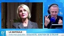 "Evelyne Joslain : ""Hillary Clinton est une femme corrompue"""