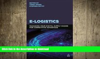 FAVORIT BOOK E-Logistics: Managing Your Digital Supply Chains for Competitive Advantage READ EBOOK