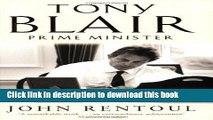 Ebook Tony Blair Full Online KOMP