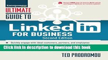 Books Ultimate Guide to LinkedIn for Business (Ultimate Series) Full Online