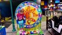 Кукла Барби и Ника. Поход в детский развлекательный центр - Веселые аттракционы. Barbie Doll