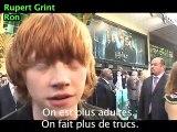 Harry Potter et l'Ordre du Phénix sur les Champs Elysées