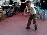 break dance hip-hop