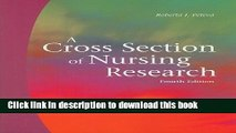 Ebook A Cross Section of Nursing Research: Journal Articles for Discussion and Evaluation Full