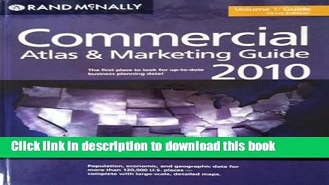 Ebook Commercial Atlas   Marketing Full Download