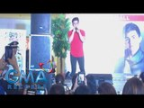 Derrick Monasterio - Give Me One More Chance | LIVE at Tower Mall