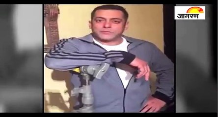 'रुस्तम' के सपोर्ट में खुलकर आए सलमान खान, शेयर किया वीडियो