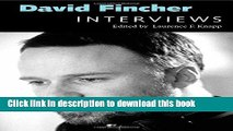 Books David Fincher: Interviews Full Online