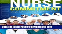 Books Nurse Commitment: How to Retain Professional Staff Nurses in a Multigenerational Workforce