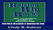 Ebook Raising Big Bucks Through Pledge-Based Special Events: How to Plan Successful Walks and