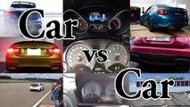 Alfa Romeo Giulia QV vs BMW M3 (ARMYTRIX) - Revs & Exhaust Sound