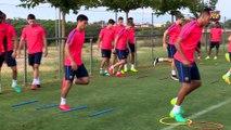 FCB Masía: Media Day del Barça B en Peralada [ESP]