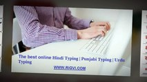 How to Type in Hindi on any Website -Hindi Typing - video dailymotion