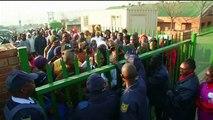 Afrique du Sud : le président Zuma et l'ANC sous pression lors d'élections municipales