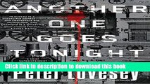 Books Another One Goes Tonight (A Detective Peter Diamond Mystery) Full Download