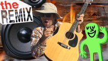 FLY SUGAR MONEY - The Martian Campfire Remix ft. Pacewon, Daniel Larusso [party rap, boom bap, Hiphop, bboy, BMX]