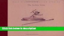 Books Walt Disney Animation Studios The Archive Series: Story (Walt Disney Animation Archives)