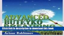 Ebook Advanced Buteyko Breathing Exercises Full Download KOMP