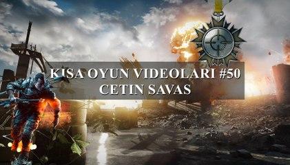 Çetin Savaş - Kısa Oyun Videoları #50