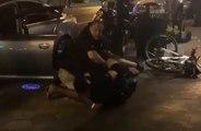 50 Cent se bat dans la rue avec deux policiers à la sortie d'une discothèque !