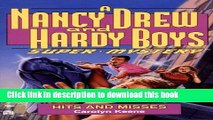 Books HITS AND MISSES (NANCY DREW HARDY BOY SUPERMYSTERY 16) Free Download