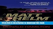 Books Matt Helm: The Detonators Free Online