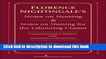 Ebook Florence Nightingale s Notes on Nursing and Notes on Nursing for the Labouring Classes: