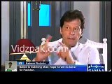 Imran Khan replies Pervez Musharaf with strong point