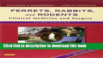Books Ferrets, Rabbits, and Rodents: Clinical Medicine and Surgery Free Online