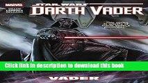 Ebook Star Wars: Darth Vader Vol. 1 (Star Wars (Marvel)) Free Online