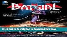 [Read PDF] Batgirl Vol. 3: Death of the Family (The New 52) (Batgirl (DC Comics Quality Paper))