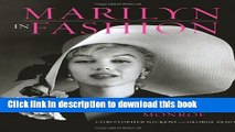 Read Marilyn in Fashion: The Enduring Influence of Marilyn Monroe Ebook Free