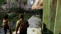 The Last of Us Grounded Chapter 2-2 The Quarantine Zone - Outside