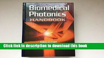 Download  Biomedical Photonics Handbook (Press Monographs)  {Free Books|Online