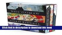 Ebook Neil Gaiman/Chris Riddell 3-Book Box Set: Coraline; The Graveyard Book; Fortunately, the