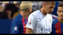 FC Barcelona 4-2 Leicester City All Goals and full highlights 03-08-2016