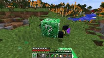 NEW Minecraft PAT vs JEN PopularMMOs EMERALD LUCKY BLOCK BLOCK OF PURE EPICNESS! Mod Showcase