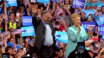 Two Months Before Election, Kaine And Clinton Will Release Book