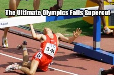 The Ultimate Summer Olympics Fails Supercut