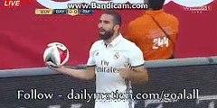 Raphael Varane Fantastic SKILLS - Bayern Munchen v. Real Madrid - International Champions Cup - 04.08.2016