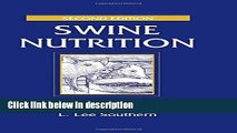 Books Swine Nutrition, Second Edition Free Online