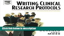 Writing Clinical Research Protocols. Ethical Considerations